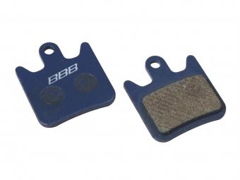BBB Paire de plaquettes Organique DiscStop Hope Tech X2/V2 Mini X2 BBS-58