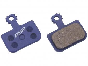 BBB Paire de plaquettes Organique DiscStop Avid DB1/DB3 BBS-443