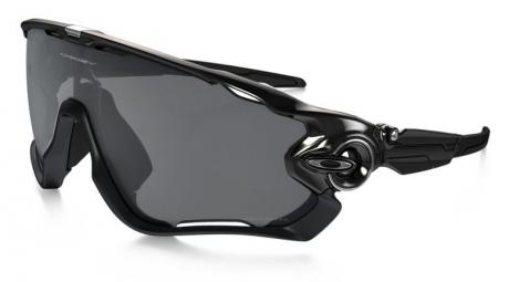 OAKLEY Paire de Lunettes JAWBREAKER POLARIZED Black/Black Iridium Ref : OO9290-07