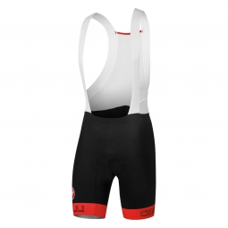 CASTELLI 2015 Cuissard Court BODY PAINT 2.0 Noir/Rouge