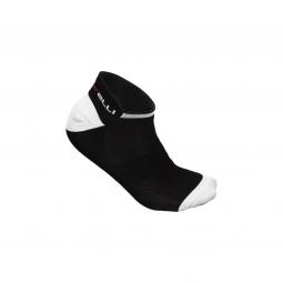 CASTELLI Paire de Chaussettes Femmes PHANTA SOCK Noir/Blanc