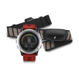 GARMIN Montre GPS Fenix 3 Silver Performer HRM