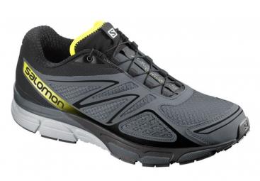 SALOMON Chaussures X-SCREAM 3D Gris Noir Homme