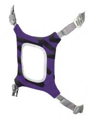 PRISM Porte Matériel E-HELMET Imprimé Purple