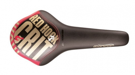 SAN MARCO Selle CONCOR RACING URBAN PERFORMANCE Red Hook Crit Noir