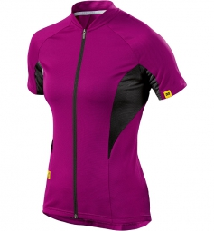 MAVIC Maillot Manches Courtes Femme MEADOW Chocking