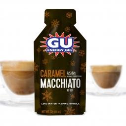 GU Gel énergétique Goût Café Caramel