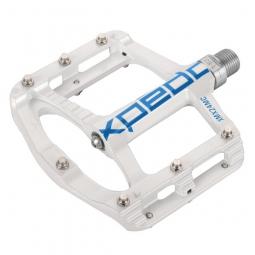 XPEDO Paire de Pédales SPRY 9/16´´ VTT Freeride Blanc