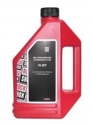 ROCKSHOX Huile PIT STOP haute performance 15 WT 1 litre