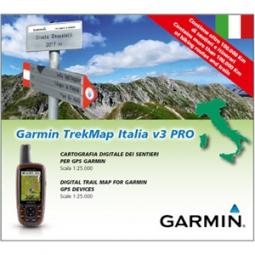 GARMIN TrekMap Italia V3 PRO