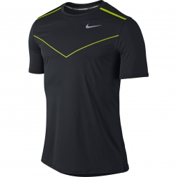 NIKE Maillot DRI-FIT RACING Noir Homme