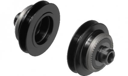 DT SWISS Kit adaptateur 9mm QR pour moyeux avant 240s