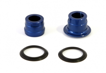 MSC Kit de Conversion Roue Arrière TRANSFORMER vers 12x142mm Bleu
