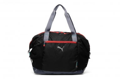 PUMA FITNESS WORKOUT Sac Noir Rose