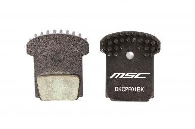 MSC Plaquettes de frein Radiateur pour FORMULA R1/RX/The One/Mega Organiques