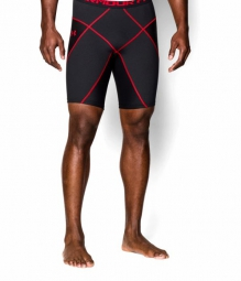 UNDER ARMOUR Short Compression HEATGEAR ARMOUR Long Noir