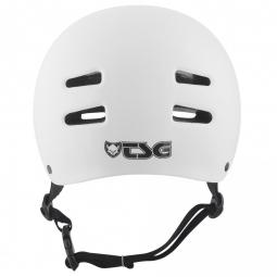 Casque bol TSG SKATE/BMX Injected Blanc