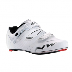 Chaussures Route Northwave TORPEDO SRS Blanc