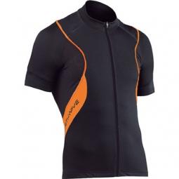 NORTHWAVE Maillot SONIC Noir Orange