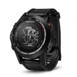 Montre GPS Garmin GPS FENIX 2 Noir