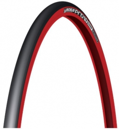 MICHELIN 2015 Pneu PRO4 COMP 700x23 Rouge