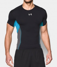 UNDER ARMOUR ARMOURSTRETCH Compression Bleu