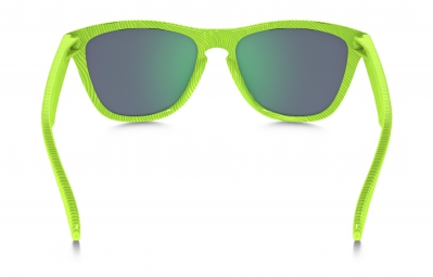 Lunettes Oakley FROGSKINS FINGERPRINT Vert