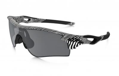 OAKLEY Paire de lunettes FINGERPRINT POLARIZED RADARLOCK PATH Blanc/Black Iridium ré