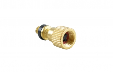 ZEFAL Adaptateur Vissable valve Presta/Schrader