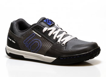 Chaussures VTT FIVE TEN FREERIDER CONTACT 2015 Gris Bleu