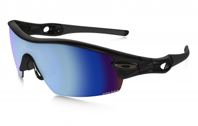 OAKLEY Lunettes PRIZM H2O DEEP POLARIZED RADAR PITCH Black /Black Iridium Ref OO9052