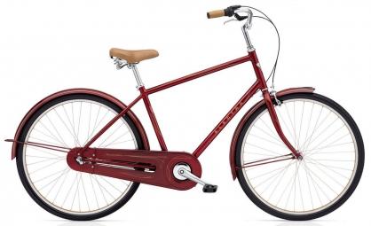 ELECTRA Vélo AMSTERDAM ORIGINAL 3i Rouge