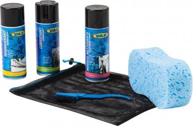 VAR Kit de nettoyage et de lubrification