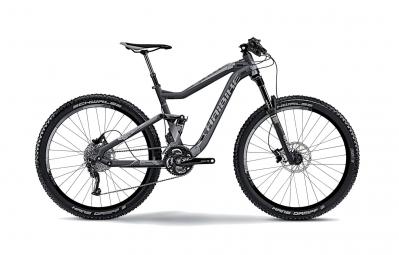 HAIBIKE 2015 Vélo complet Q.EN 7.10 27.5´´ Gris