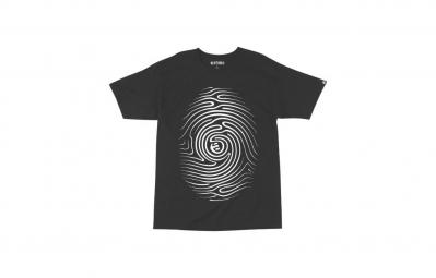 ETNIES T-Shirt LURE Noir