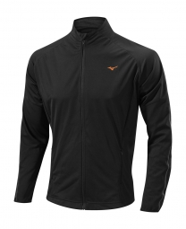 MIZUNO Veste BREATH THERMO STORM Noir