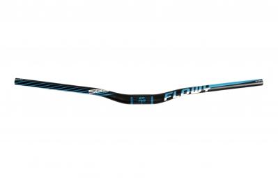 SB3 Guidon FLOWY EN 760mm Réhausse 25mm Noir Bleu