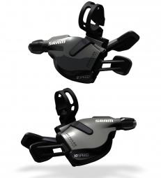 SRAM Commandes de vitesses Flatbar TRIGGERS S700 2x10 V (la paire)