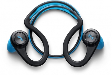 Casque Bluetooth Plantronics BackBeat Fit Bleu