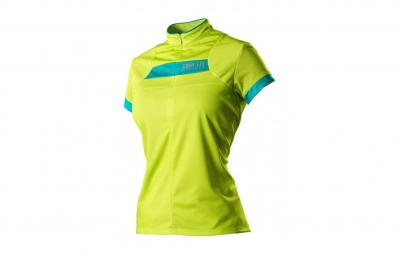 TROY LEE DESIGNS Maillot Manches Courtes Femme ACE Vert