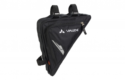 VAUDE Sacoche de Cadre TRIANGLE BAG Noir