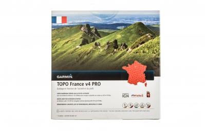 GARMIN TOPO France V4 PRO (Micro SD)