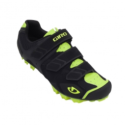 Chaussures VTT Giro Shoes CARBIDE Noir/Jaune