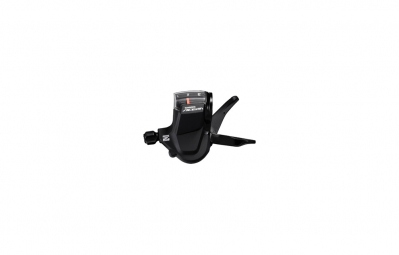 SHIMANO Shifter Gauche ACERA SL-M390 RAPIDFIRE Plus 3x9 Vitesses Noir