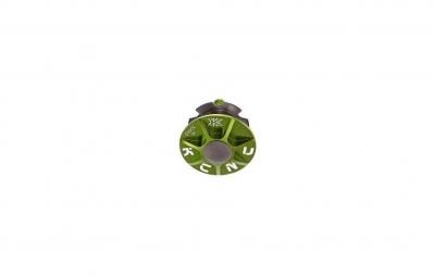KCNC Etoile + Capot de Direction 1''1/8 Vert