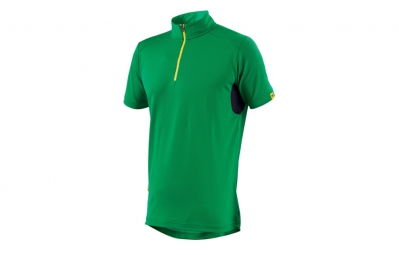 MAVIC Maillot manches courtes RED ROCK Vert