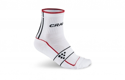CRAFT Paire de chaussettes GRAND TOUR Blanc