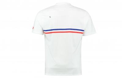 LE TOUR DE FRANCE 2015 T-Shirt DRAPEAU Blanc