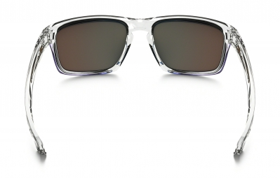 OAKLEY Lunettes SLIVER Clear/Sapphire Iridium Ref oo9262-06