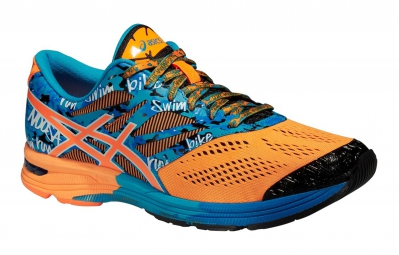 ASICS GEL NOOSA TRI 10 Orange Bleu
